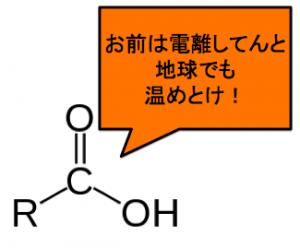 カルボン酸 検出反応