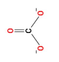 炭酸イオン 構造式