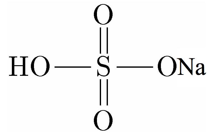 硫酸水素ナトリウム