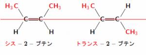 幾何異性体