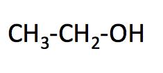 エタノール 構造式