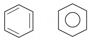 非局在化 ベンゼン環 構造式 記入例