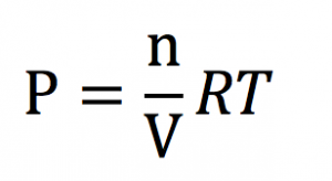 状態方程式 変形