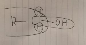 第1級アルコール 水素結合