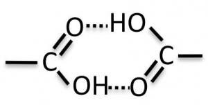 カルボン酸 水素結合