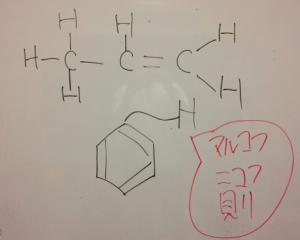 芳香族 ベンゼン環 置換反応 付加反応