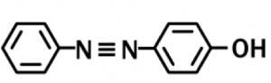 ジアゾカップリング p-ヒドロキシアゾベンゼン