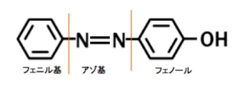 p-フェニルアゾフェノール
