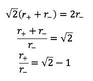 限界イオン半径比