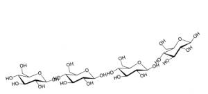 セルロース,グリコシド結合