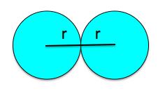 原子の直径