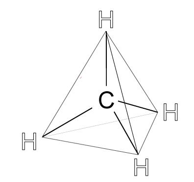 ダイヤモンドは正四面体